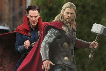Doctor Strange en Thor: Ragnarok