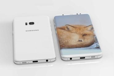 Render Samsung Galaxy S8