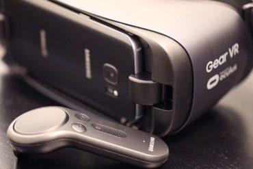 Nuevo Samsung Gear VR con control remoto