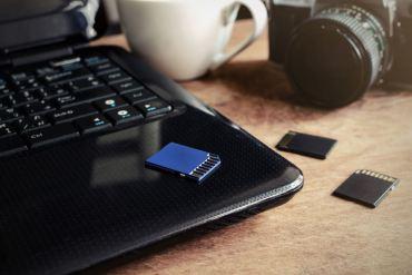 Tarjetas SD Sony las más rápidas en el mercado