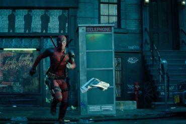 Teaser trailer Deadpool 2