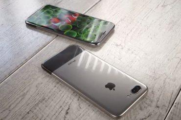 iPhone X retro - iPhone 8