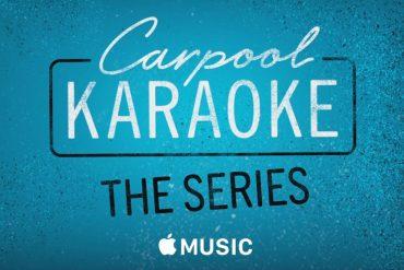 Carpool Karaoke Apple Music