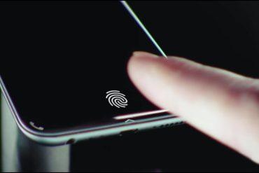 Vivo y Qualcomm lector huella dactilar bajo la pantalla