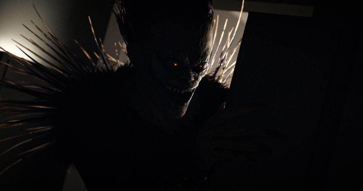 Ryuk en Death Note (2017)