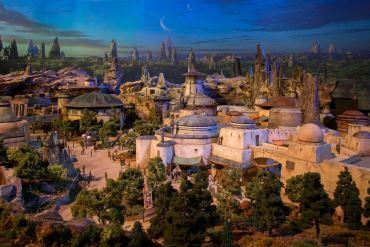 Star Wars Land Walt Disney