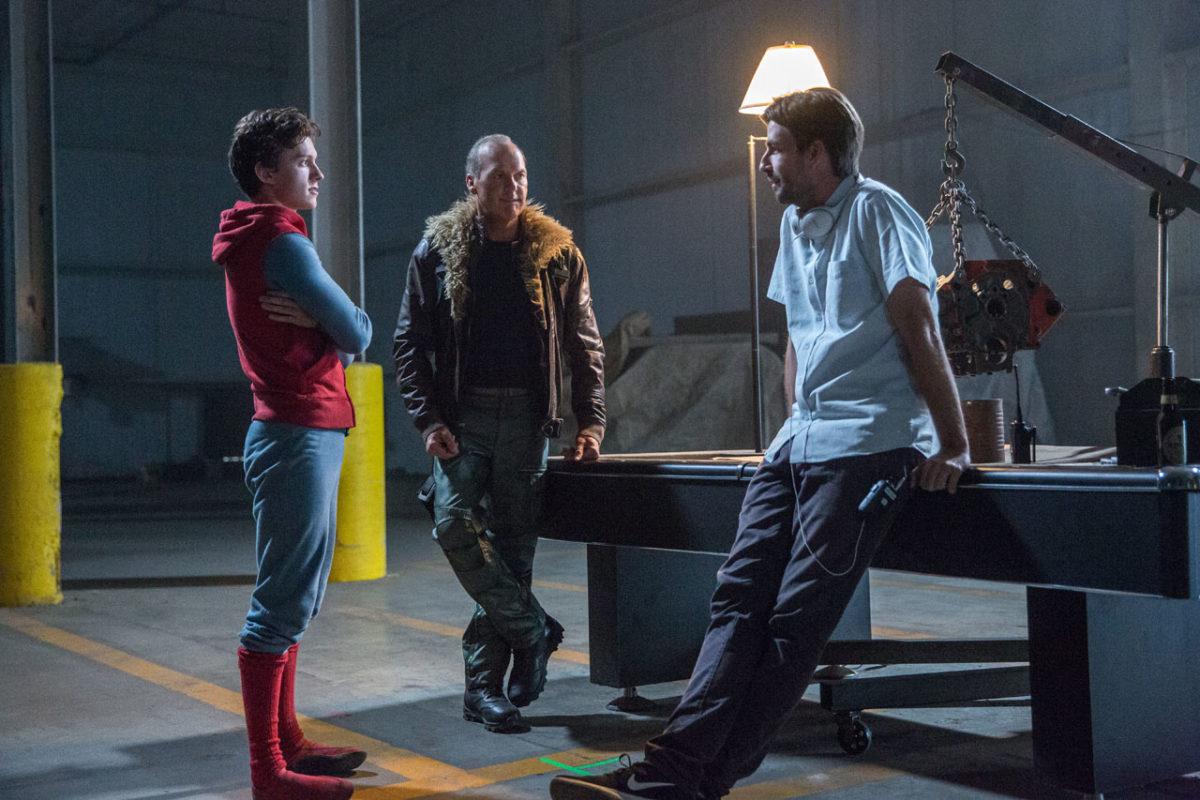 Jon Watts dirige Spider-Man: Homecoming