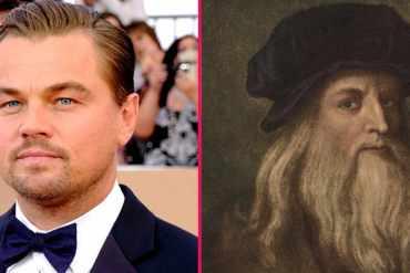 Leonardo DiCaprio Leonardo da Vinci
