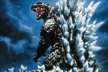 Godzilla Anime Netflix