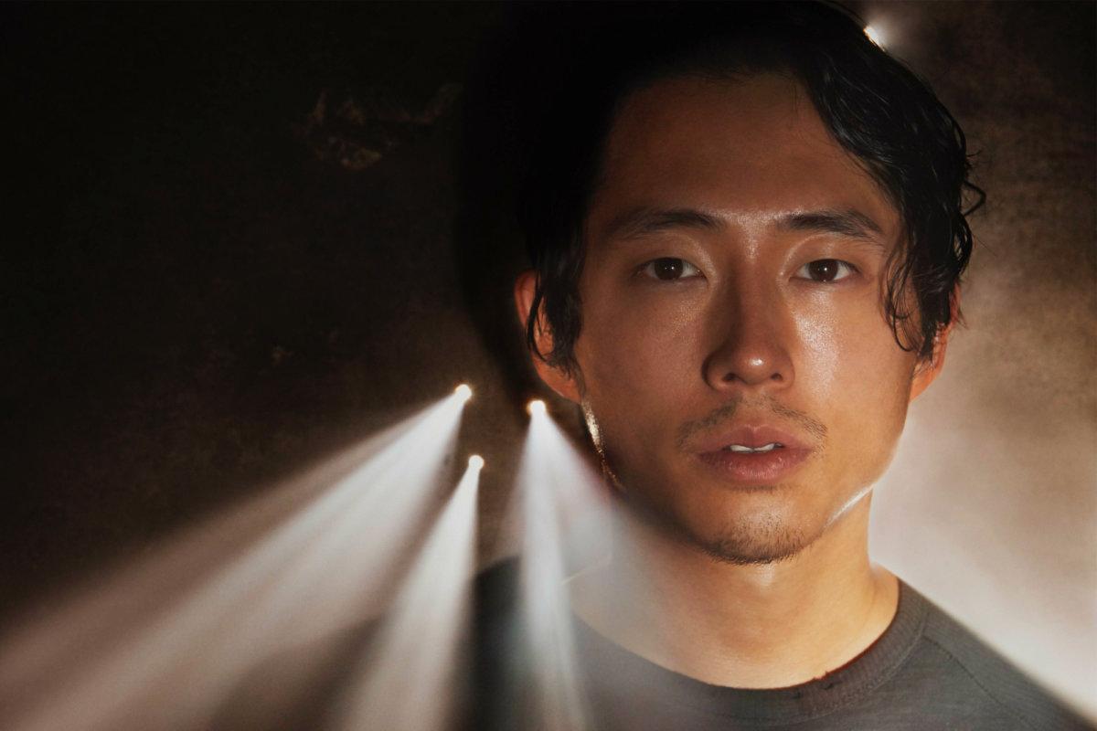 Glenn Rhee The Walking Dead