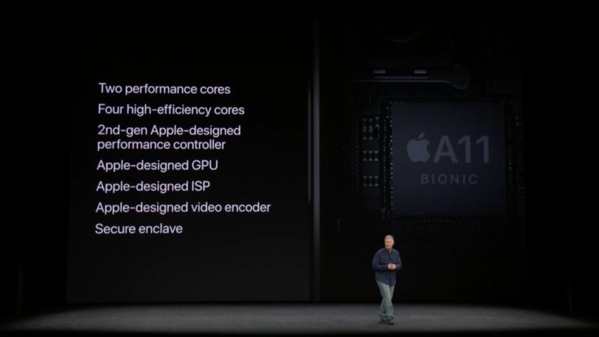Apple A11 Bionic iPhone XApple A11 Bionic iPhone X