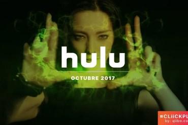 Hulu en octubre 2017