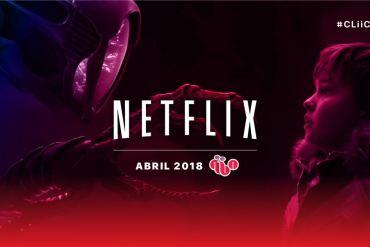 Nuevo en Netflix abril 2018