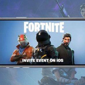 Fornite Battle Royale iOS