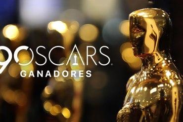 Ganadores Oscar 2018
