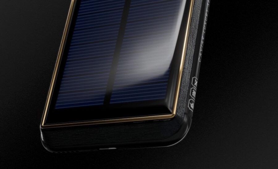 Caviar iPhone X TeslaCaviar iPhone X Tesla