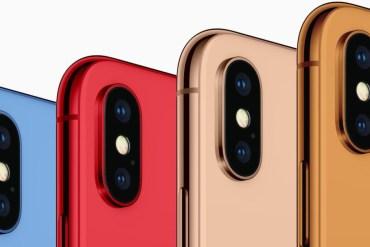 Nuevos colores para iPhone 2018