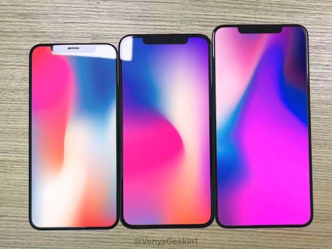 renders iPhone 2018