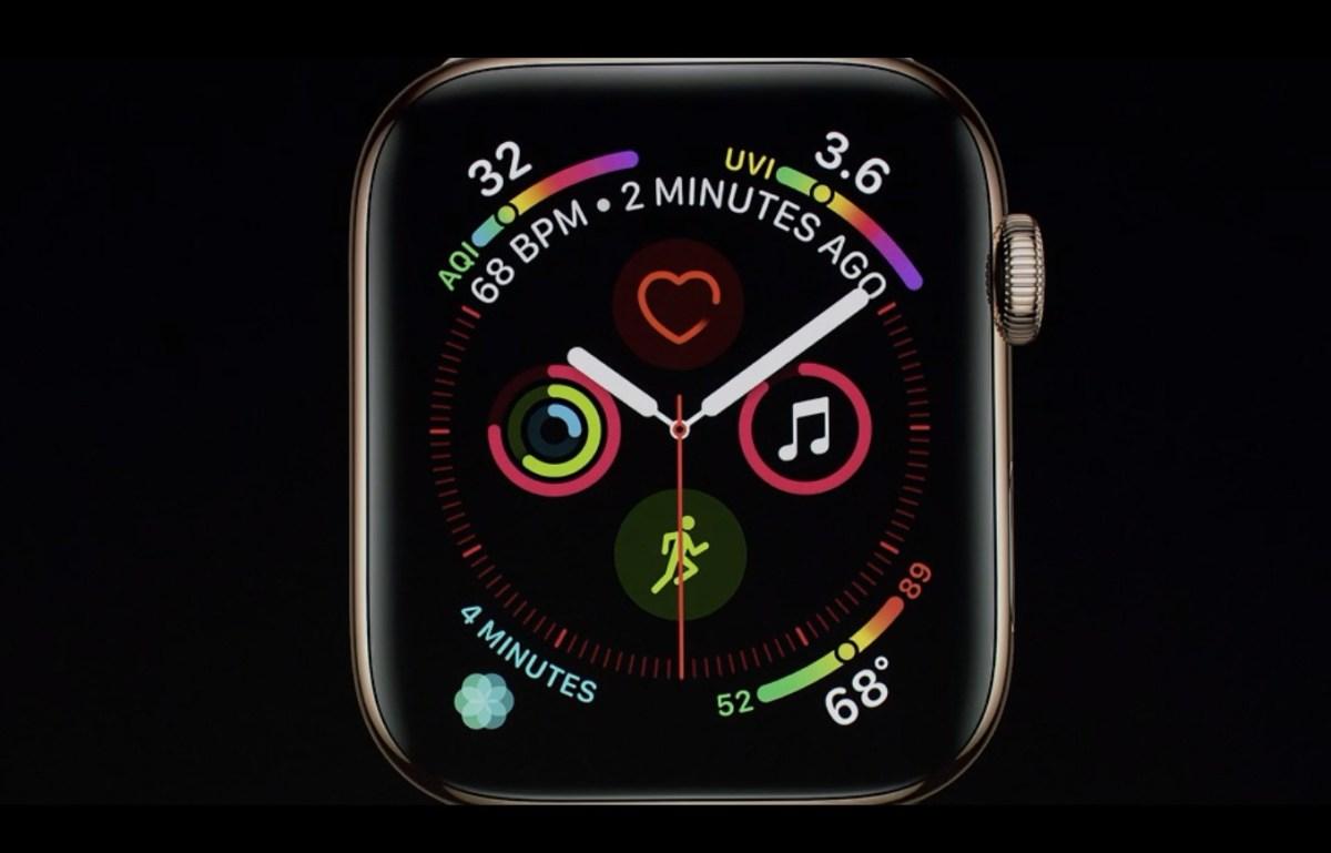 Apple Wacth Series 4Apple Wacth Series 4