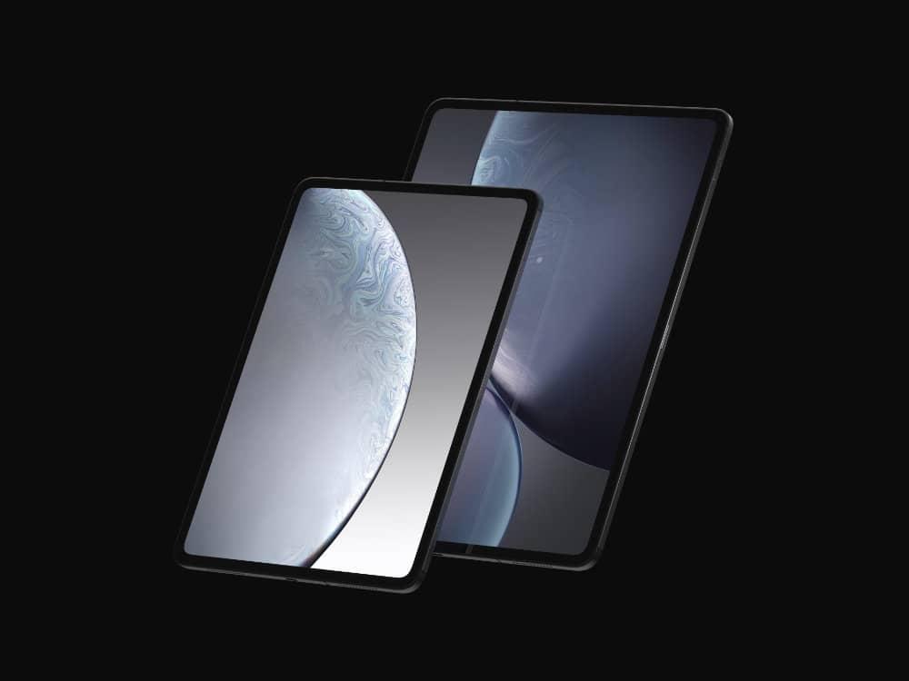 Conceptos iPad Pro 2018