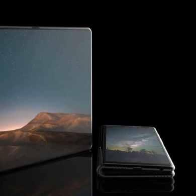 Samsung Galaxy F concepto