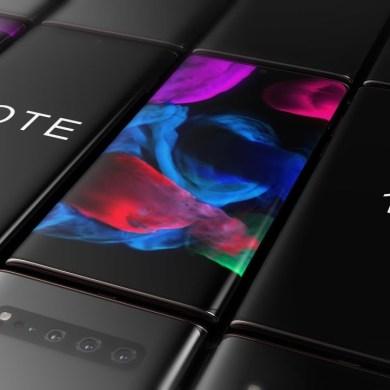 Concepto Galaxy Note 10