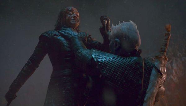 arya - Game of Thrones Season 8 Episode 3 Long Night resumen