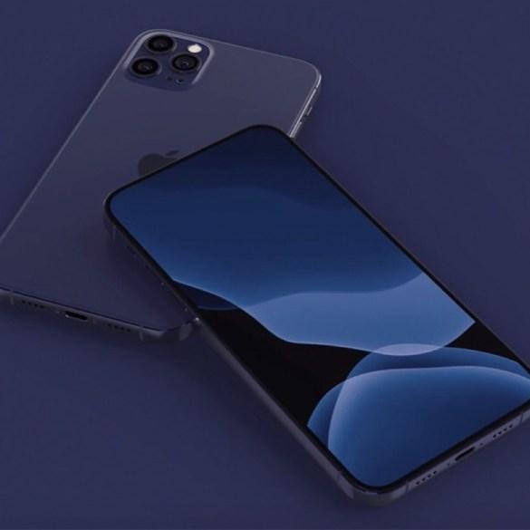 iPhone 12 Pro azul marino