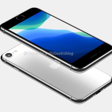 iPhone 9 - iPhone SE 2