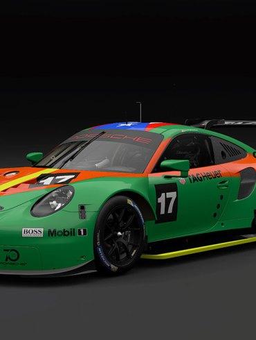 Puertorriqueño listo para el Porsche TAG Heuer Esports Sprint Trophy Latin America