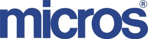 Micros Logo with QikServe