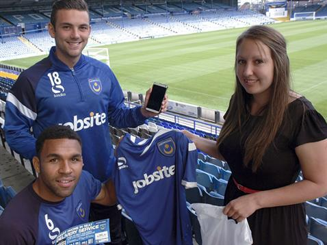 Portsmouth FC – Mobile First