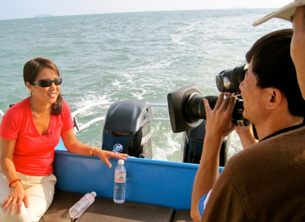 Impressions of Qingdao Nancy Loo on Sea