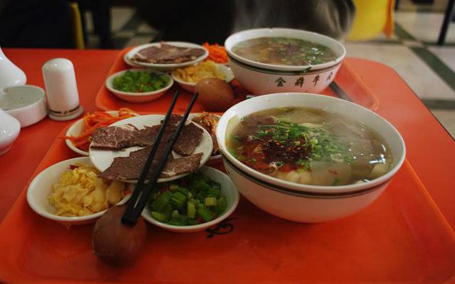 Lanzhou La Mian, Qingdaolamian.com