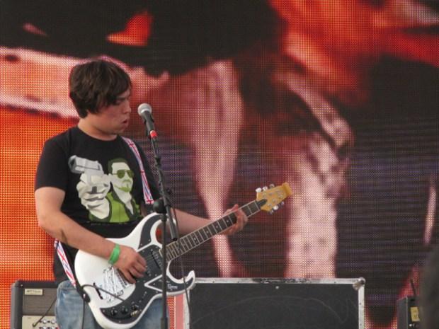 Post Golden Beach Music Festival Dama Llamas Neil
