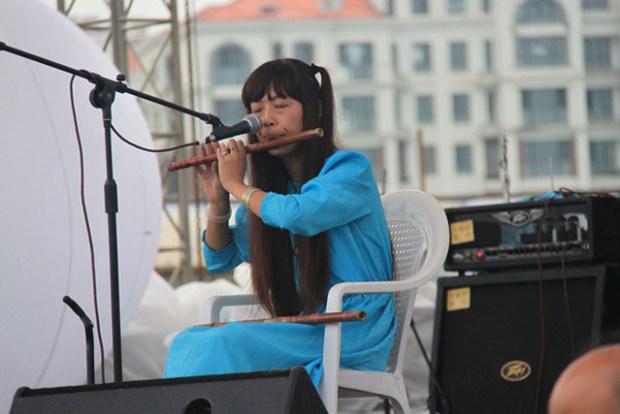 Post Golden Beach Music Festival Day 1 Flute
