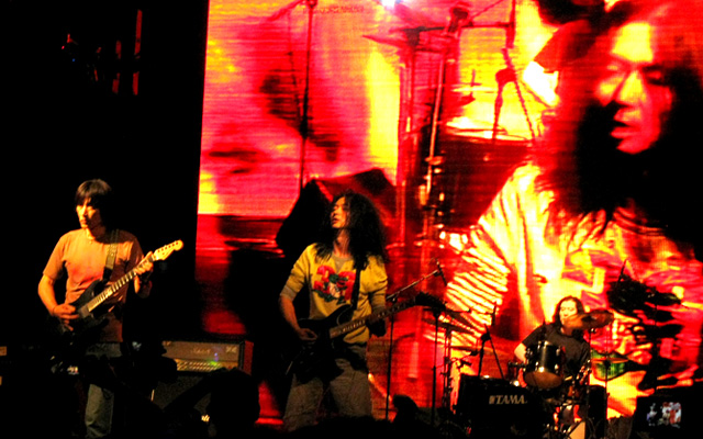 Post Golden Beach Music Festival Tang Dynasty 1