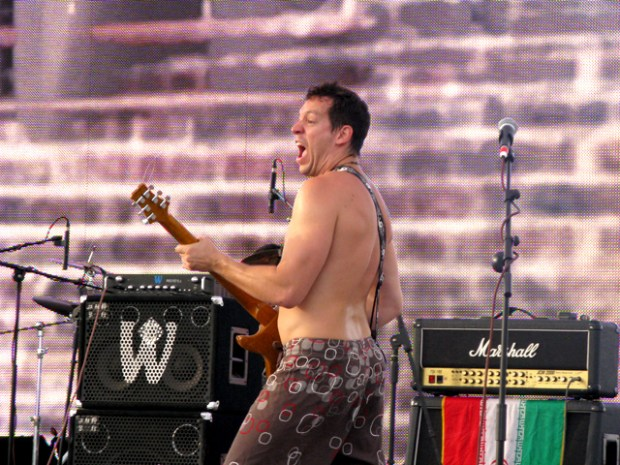Post Golden Beach Music Festival Dama Llamas Seabass