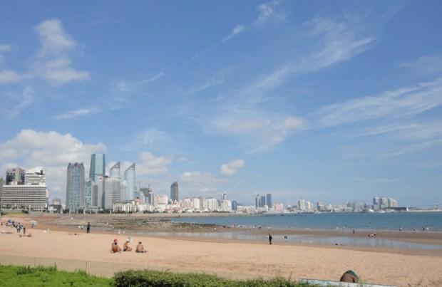 Qingdao Photos Taipingjiao Lu Beach 3