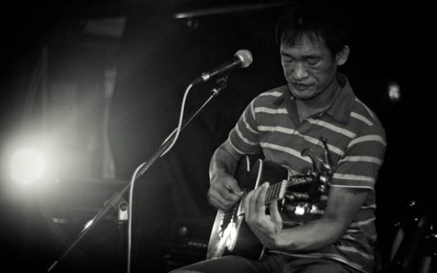 Zhu Guang Yu Live in Qingdao Music