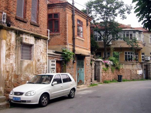 Qingdao Old Lane Ocean University