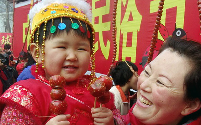 Candied Haw Fest Qingdao Sifang Haiyunan