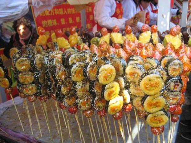 Candied Haw Festival Qingdao Tanqiuhui 2011