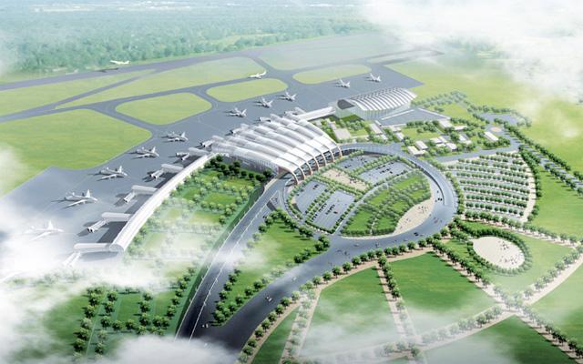 Qingdao Airport Design Woodhead