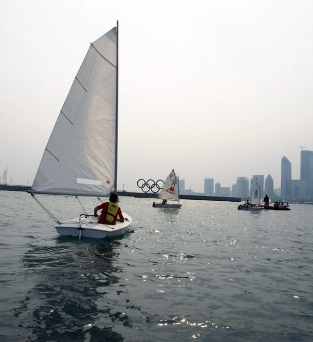 Sinan Sailing Qingdao China