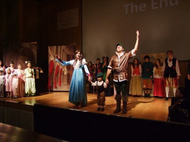 Post Qingdao Panto Robin Hood The End