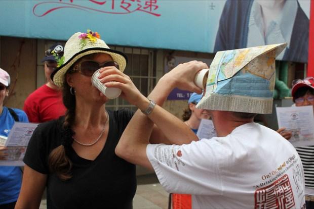 Qingdao HHH On On Drink Run