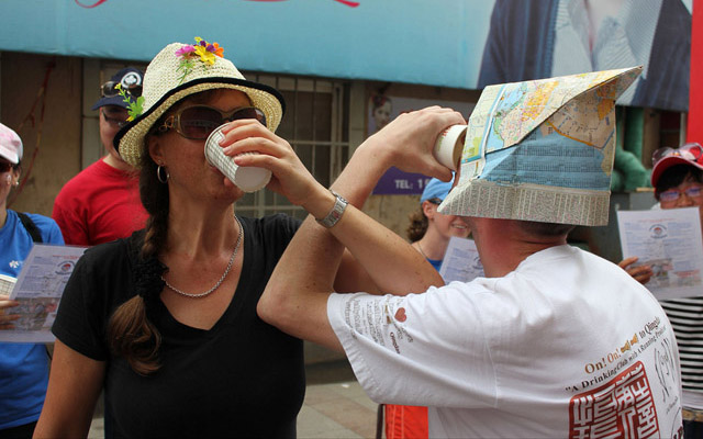 Qingdao HHH Run Drink