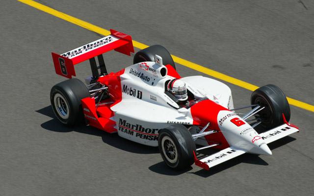 IndyCar Racing in Qingdao 2012