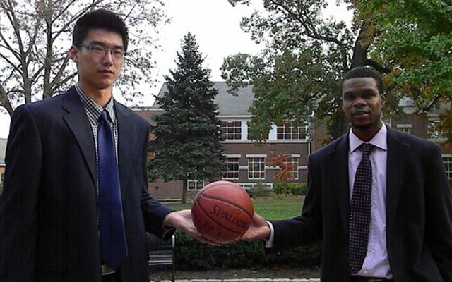 Xu Tao Basketball USA Qingdao